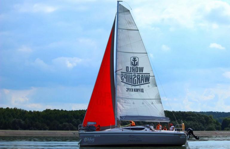 Прогулки и обучение яхтингу в Минске