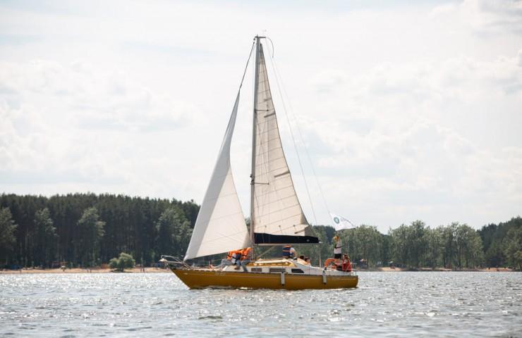 Яхта Seliy