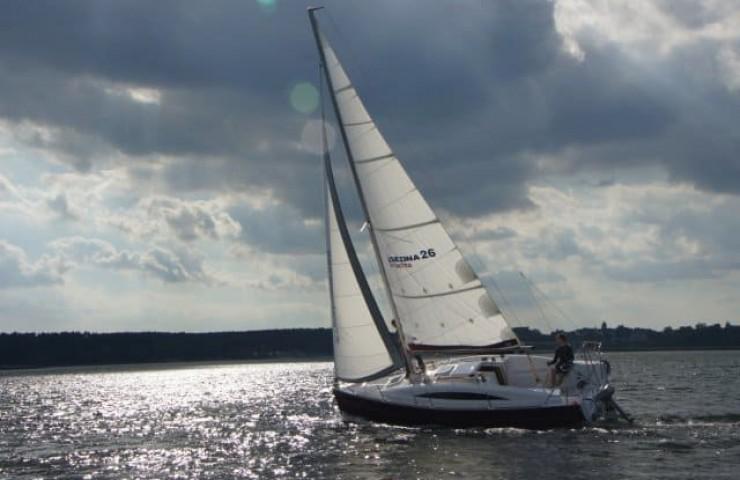 Яхта Sedna 26